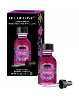 OIL OF LOVE FRAMBUESA - 22ML