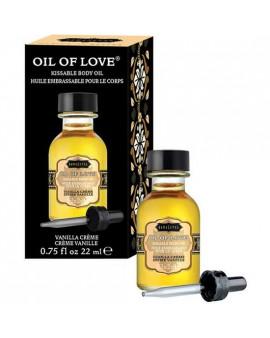 OIL OF LOVE VAINILLA - 22ML
