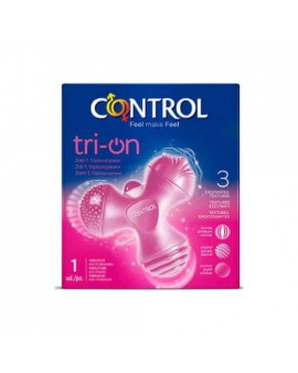 CONTROL TOYS ESTIMULADOR TRI ON