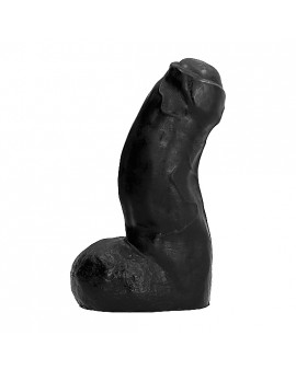 ALL BLACK PENE REALÍSTICO 17CM