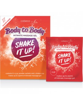 SHAKE IT UP 30GR - POLVO PARA ACEITE DE MASAJE