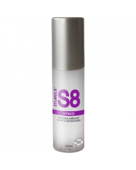 S8 LUBRICANTE HIBRIDO 125ML