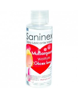 SANINEX GLICEX MULTIORGASMIC WOMAN LOVE 4 IN 1 100ML