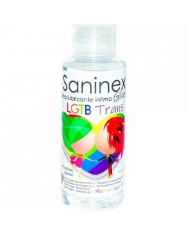 SANINEX GLICEX LGTB TRANS 4 IN 1 - 100ML