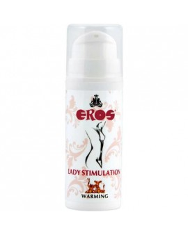 EROS LADY GEL ESTIMULANTE EFECTO CALOR 30ML