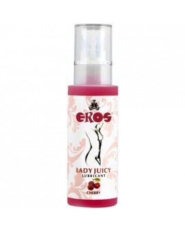 EROS LADY LUBRICANTE SABOR CEREZA 125ML
