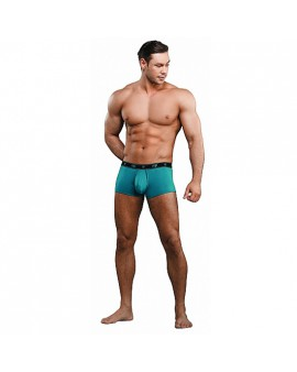 MALE POWER BAMBOO BOXER REALZADOR AZUL